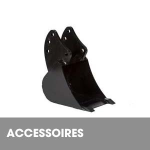 Mini Pelles et Accesssoires de Tracteurs Leve palette