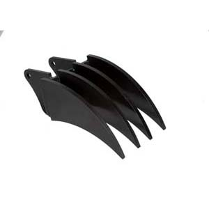 Dent ripper 4 dents Cigale, Sphinx - MP 82